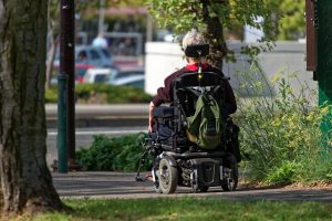 motorized-wheelchair